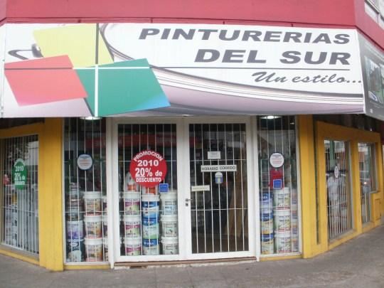 Pinturerias del Sur, Berazategui centro, GBA Sur.