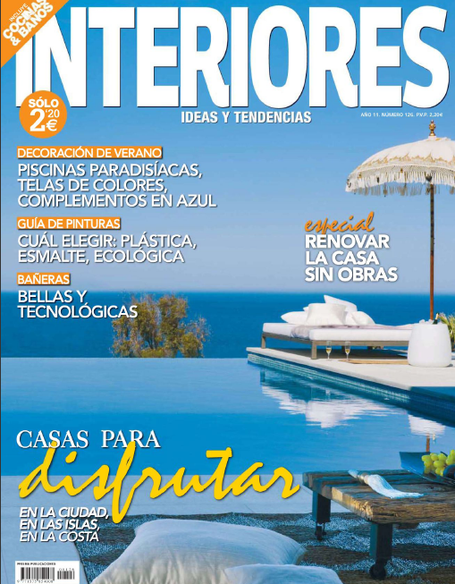 Revista dise o de interiores profesional del color for Revistas de diseno de interiores