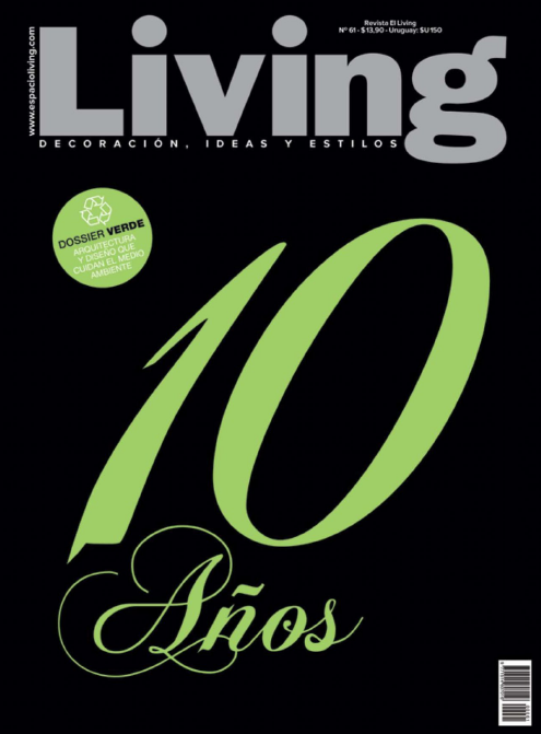 Living Decoracion Revista ~ Revista de decoraci?n Living 10 a?os  Profesional del color
