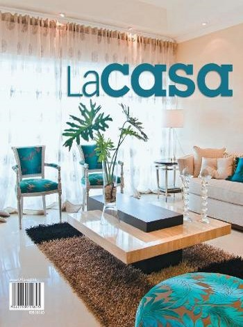 Revista de decoraci n la casa profesional del color for Decoracion de ambientes interiores