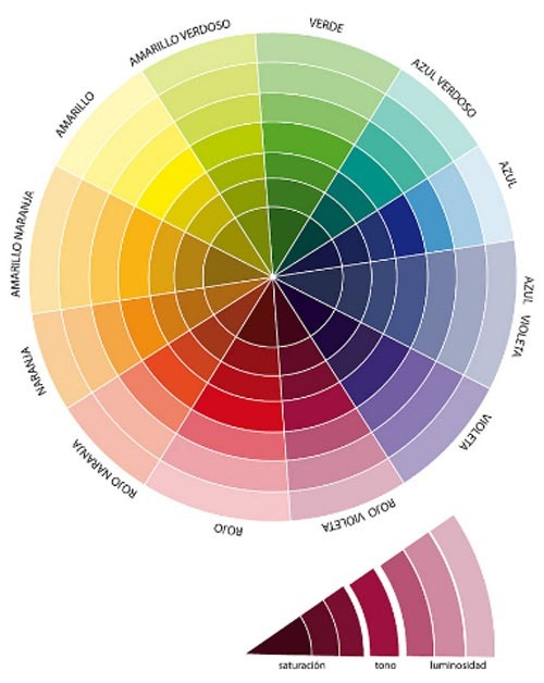 Winter color palettes winter colors and color palettes on - Rueda de colores ...