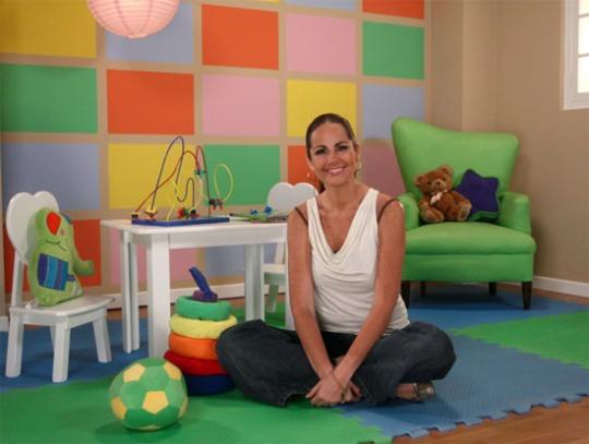 Como pintar pared infantil