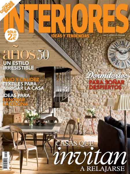 Revista dise o de interiores profesional del color - Paginas decoracion interiores ...