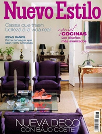 Revistas decoraci n profesional del color for Revistas de diseno de interiores
