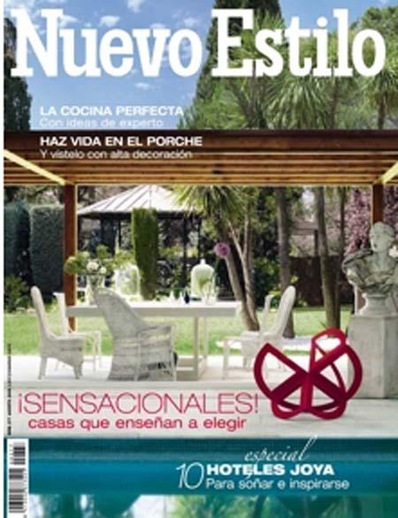 Revista Nuevo Estilo agosto 2009
