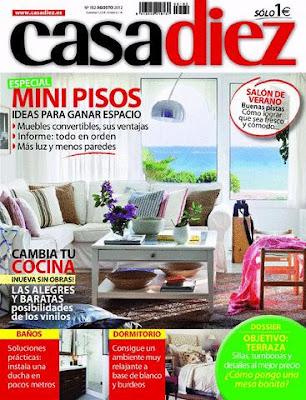 Revista de decoraci n de interiores casa diez pdf para - Casa diez decoracion ...