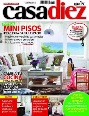 Revistas decoración interiores para descargar 2012